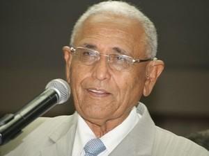 Pastor José Antônio dos Santos estava internado em São Paulo (Foto: Arquivo/ Portal AD Alagoas)