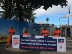 Comlurb recolhe quase 11 toneladas de lixo após jogo Brasil x Croácia