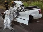 Acidente entre carro e caminhão deixa duas vítimas em Panambi, RS