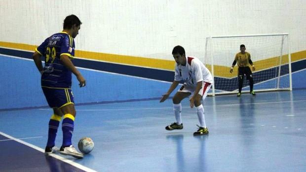 São José Futsal Caio Jr (Foto: Quarttus)