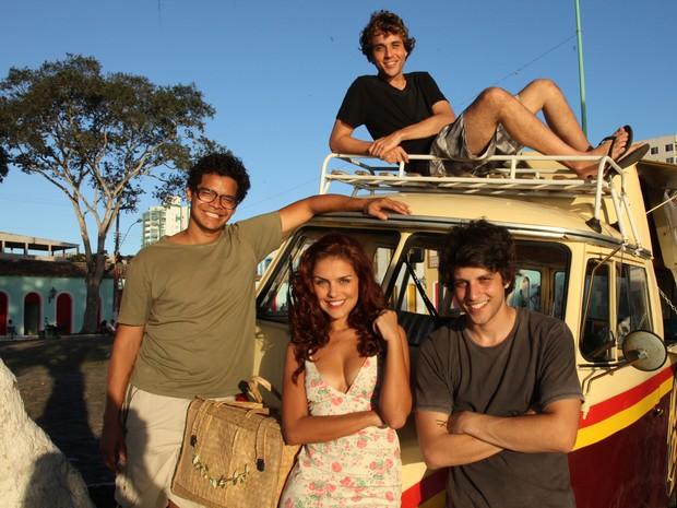 Lascados tem Chay Suede no elenco (Foto: Divulgação/ Festival de Vitória)