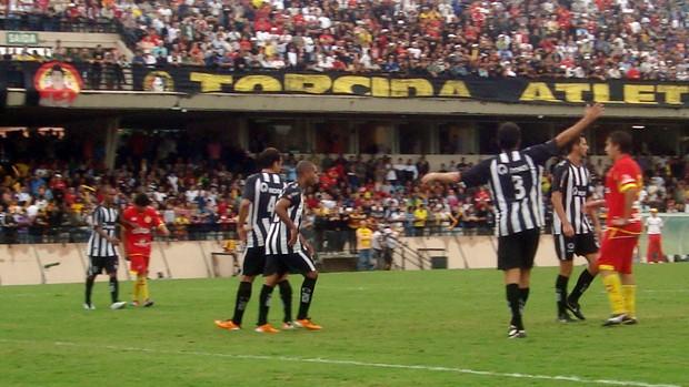 Atlético Sorocaba x União Barbarense (Foto: Benjamim Pesce/Globoesporte.com)