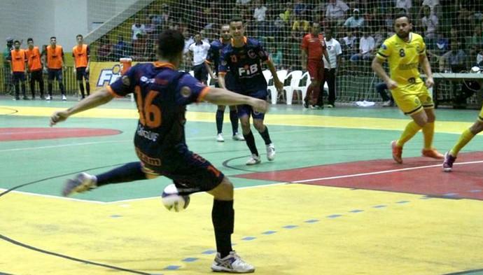 Dracena x Bauru Futsal, Copa Paulista (Foto: Divulgação / Jornada Esportiva)
