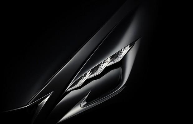Lexus LS (Foto: Divulgação)