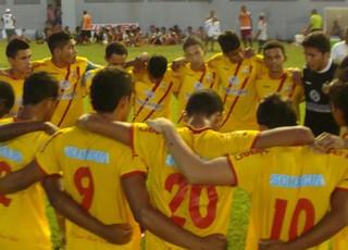 JV Lideral - campeonato maranhense sub-19 2013 (Foto: Divulgação/JV Lideral)