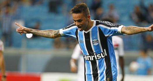 o dono do jogo (Lucas Uebel/Grêmio)
