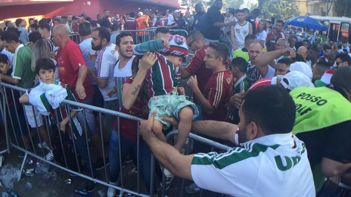 Edson Passos Fluminense x Cruzeiro (Foto: Richard Souza)