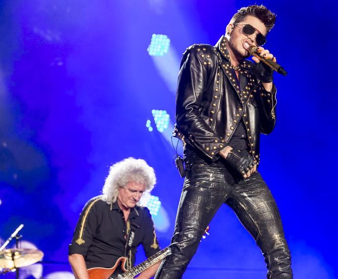 palco mundo queen (Foto: Felipe Monteiro/Gshow)