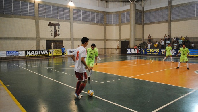 Barrolândia vence Taquaralto por 6 a 5 nas semifinais (Foto: Divulgação/FTFS)