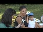 Movimento 'Brasília, amor ao quadrado' estreia com declarações