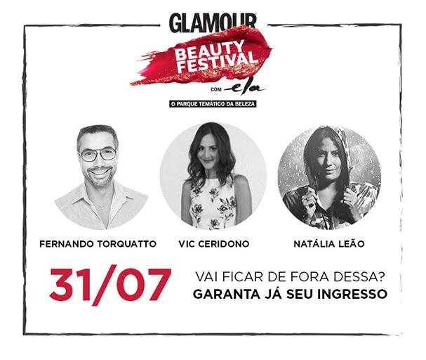 Glamour Beauty Festival (Foto: Paulo Otero e Pedro Dimitrow)