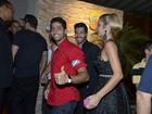 Ex-BBBs curtem festa no Rio após a final do 'Big Brother Brasil 14'