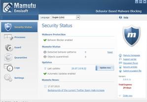 Emsisoft Mamutu Behavior Blocker