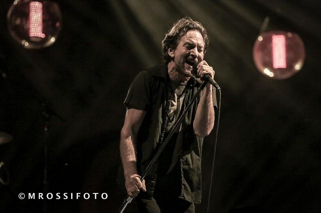 Pearl Jam - SP (Foto: MRossi/ Divulgao T4F)