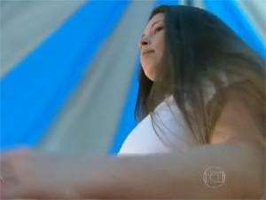 Concurso começou com 30 detentas e chegou ao fim com 10 (Foto: Reprodução/TV Globo)