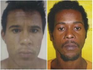 Willian Santana da Silva e Wilihans da Rocha Pita Salvador (Foto: Divulgação/ Polícia Civil)