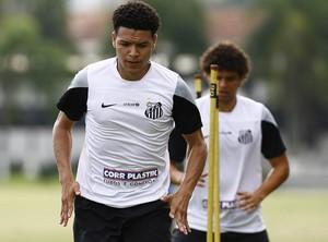 Marquinhos Gabriel, Santos (Foto: Ricardo Saibun/Santos FC)
