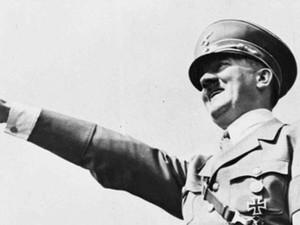 Adolph Hitler_corte690 (Foto: AP)