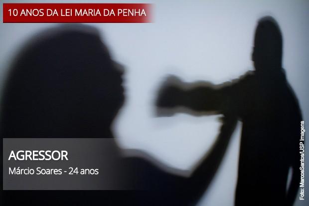 Márcio Soares (Foto: Arte/G1)