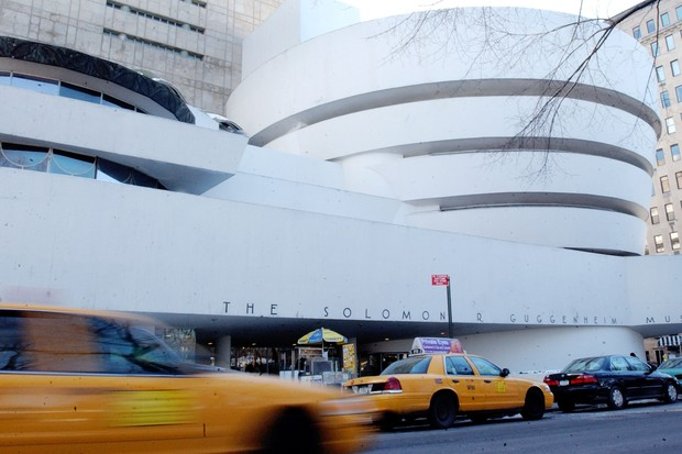 Museu Guggenheim de Nova York (Foto: Getty Images)