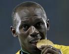 Usain Bolt vai ao Engenhão para receber última medalha