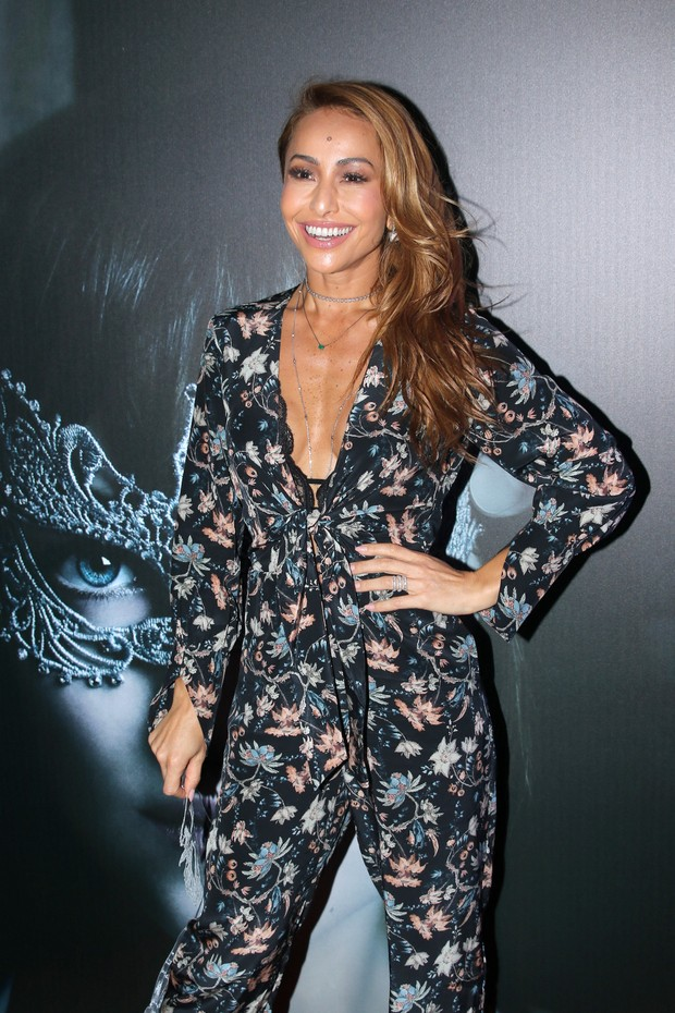Sabrina Sato  (Foto: Thiago Duran/AgNews )