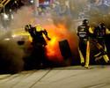 Giro do Motor: capotagem de Kubica, explosão nos EUA e pódios brasileiros