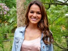 Bruna Marquezine comenta fama e diz que voltou a malhar: 'Vou ficar gostosa'