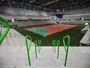 """Palco do handebol olímpico, Arena do Futuro ganha cara de """"caldeirão"""""""