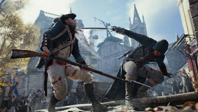 Assassin's Creed: Unity é destaque no Steam (Foto: Divulgação) (Foto: Assassin's Creed: Unity é destaque no Steam (Foto: Divulgação))