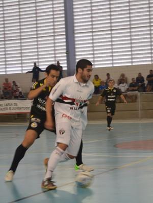 Jogos Abertos 2013 - Suzano x Campinas - futsal 3 (Foto: Rodrigo Mariano)