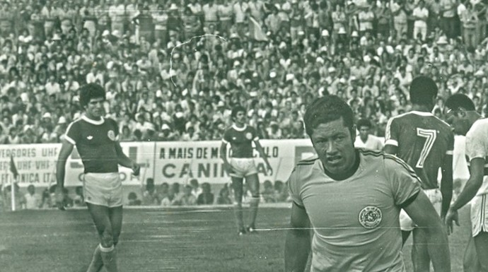 Inauguração, estádio, Walter Ribeiro, CIC, Sorocaba, São Bento, São Paulo, 1978, Paulistão (Foto: Jornal Cruzeiro do Sul / Arquivo / Projeto Memória)