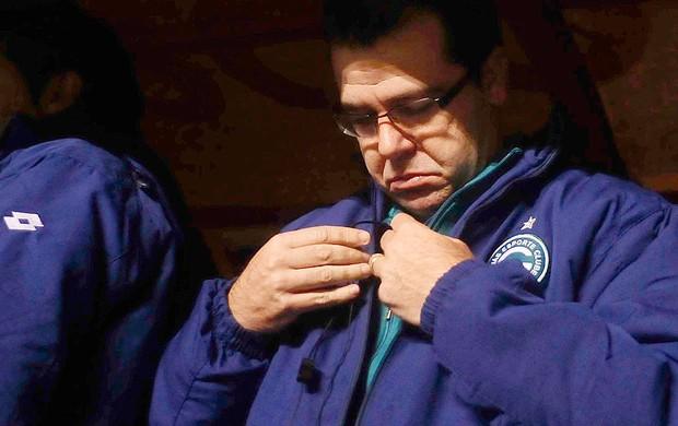 São Paulo x Goias, Enderson (Foto: Marcos Ribolli / Globoesporte.com)