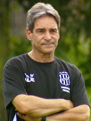 Carpegiani, técnico da Ponte Preta (Foto: Reprodução EPTV)