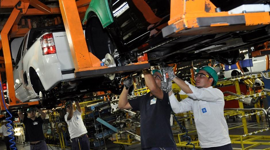 GM; chevrolet (Foto: GM Brasil)