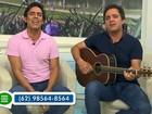 Guilherme e Santiago lançam DVD dos 20 anos de carreira em Goiânia