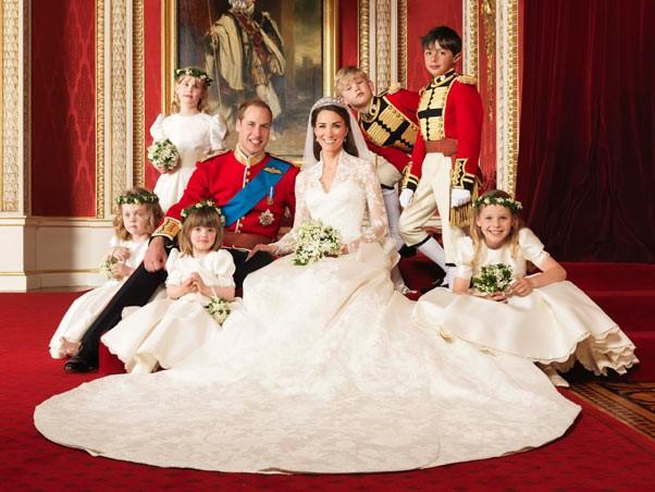 Principe William e Kate Middleton (Foto: Agência Reuters)