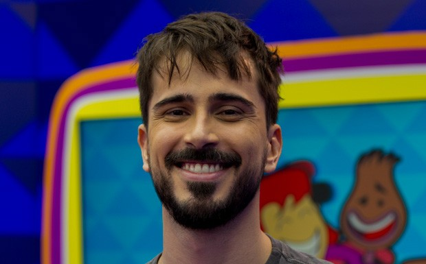 Guilherme Guedes (Foto: Multishow)