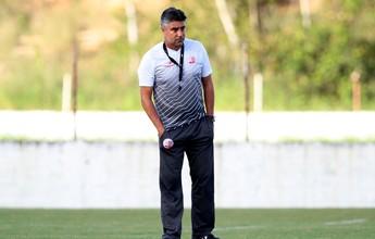 Gallo admite queda do Náutico, mas prevê melhora contra Atlético-GO