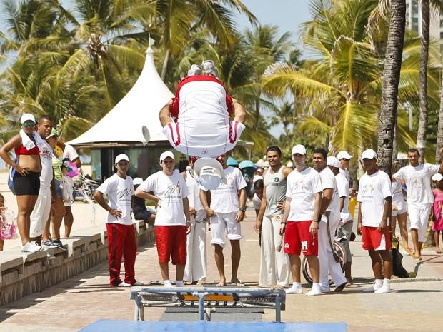 Incentivo à atividade física marca Dia Mundial da Saúde no Recife (Foto: Divulgação / Prefeitura do Recife)