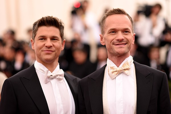 David Burtka e Neil Patrick Harris (Foto: Getty Images)