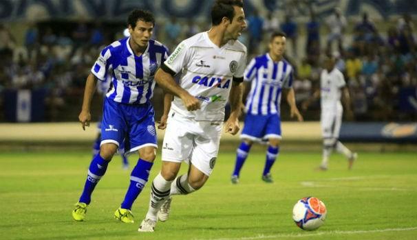 ASA e CSA saíram no empate nesta primeira partida (Foto: Ailton Cruz/Gazeta de Alagoas)
