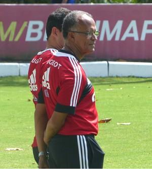 Treino Flamengo Jayme de Almeida (Foto: Cauê Rademaker)