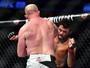 Boetsch frustra planos de Sapo com nocaute no 1º assalto no UFC 205