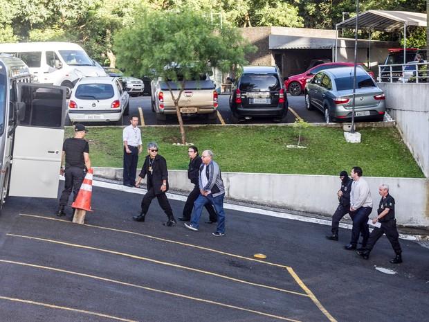 Ex-diretor de Serviços da Petrobras Renato Duque está entre os presos transferidos (Foto: Vagner Rosario/Futura Press/Estadão Conteúdo)