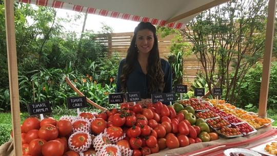 Nutricionista Mariana Ferri dá dicas para escolher o tomate certo para cada receita