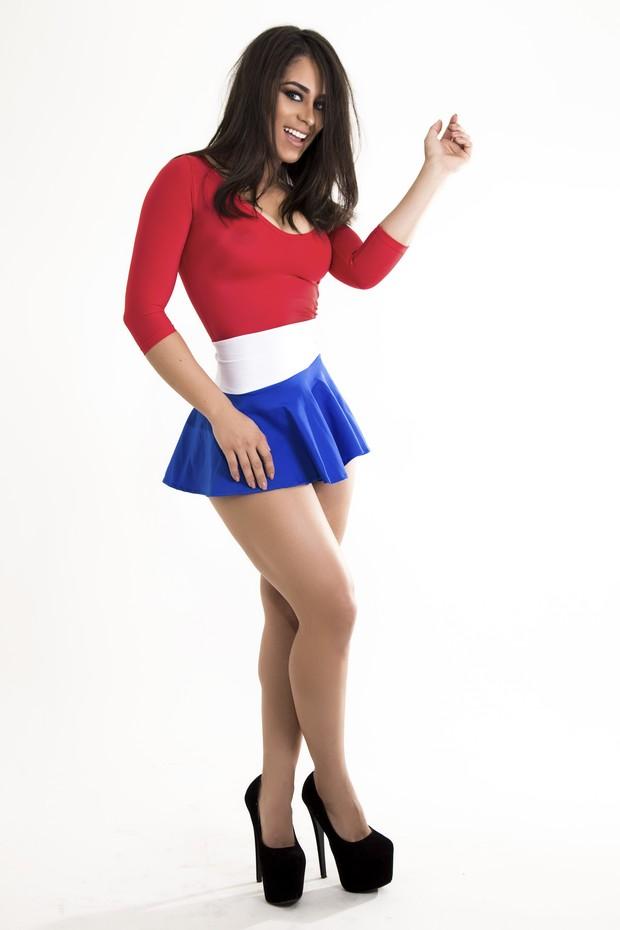 Fabiola Martinez (Foto: Marcos Mello / MF Models assessoria)