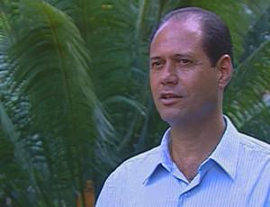 Wilson Souza, ex-árbitro de Pernambuco (Foto: Reprodução / TV Globo)
