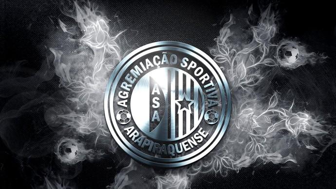 Escudo do ASA, criado pelo designer Tom Carvalho (Foto: Tom Carvalho/Arquivo Pessoal)