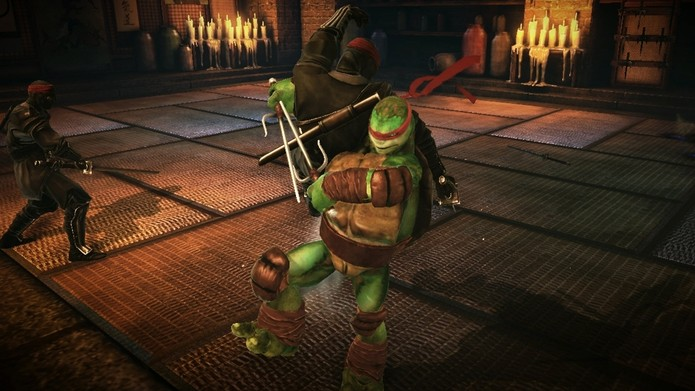 Teenage Mutant Ninja Turtles: Out of Shadows (Foto: Divulgação/Activision)